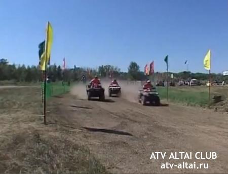 [Видео] Открытое личное Первенство г. Рубцовска по «Квадробиатлону» 2012