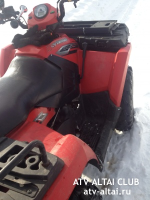 Продам Polaris Sportsman 800 2005Года